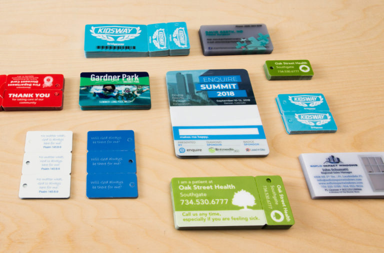 Wholesale Plastic Cards