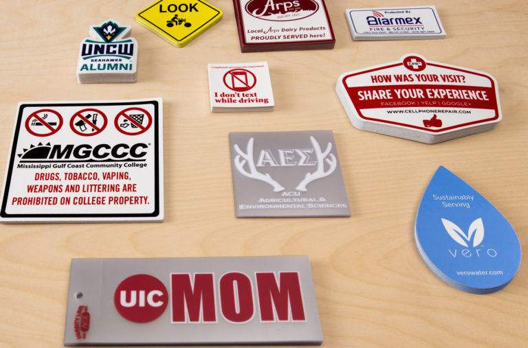 Clings Printed Products