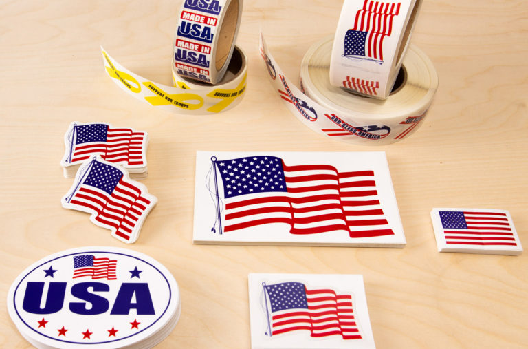 Wholesale Patriotic Printed Products