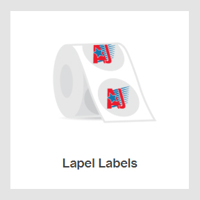 Wholesale Lapel Labels