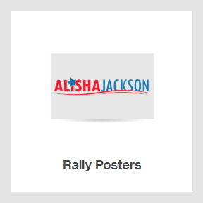 Wholesale Rally Posters